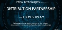 inflow-infinidat-agreement