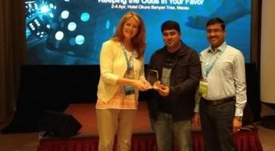 Best VAD APJC award