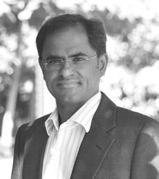 Santosh Sankunny-Management Team-Inflow Technologies