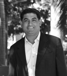 Umesh Menon-Management Team-Inflow Technologies